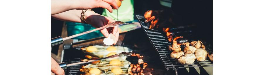 BBQ Grills & Griddles