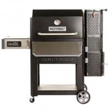 Masterbuilt - Gravity Series 1050 Digital Charcoal Grill and Smoker