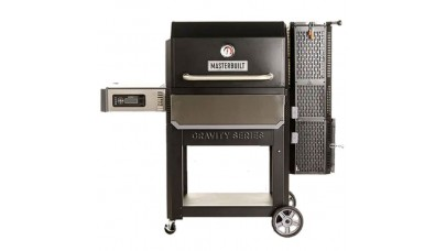 Masterbuilt - Gravity Series 1050 Digital Charcoal Grill - Free 12kg Charcoal