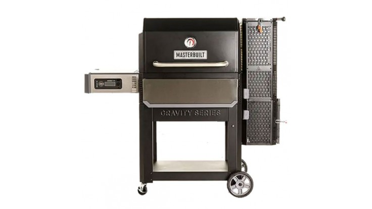 Masterbuilt - Gravity Series 1050 Digital Charcoal Grill and Smoker