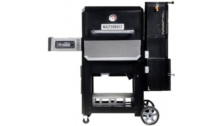 Masterbuilt - Gravity Series 800 Gill Digital Charcoal Grill with Griddle and Smoker