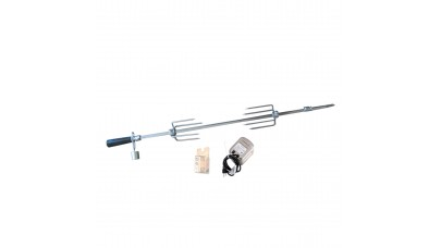Sunstone Rotisserie Kit For Ruby Series 4 Burner Gas BBQ
