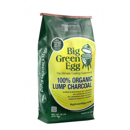 Big Green Egg 100% Natural Charcoal