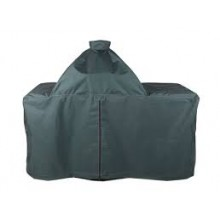 Big Green Egg Mahogany Table Cover for Large - Offset