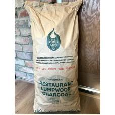 Green Olive Charcoal - Restaurant Lumpwood Charcoal - 15kg