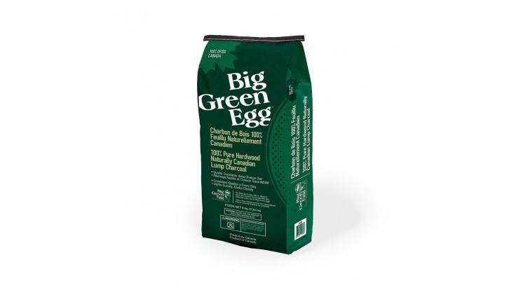 Big Green Egg Maple Charcoal