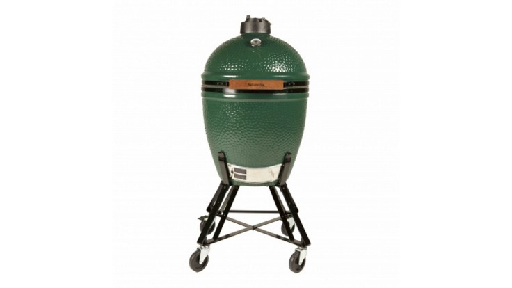 Big Green Egg Large Bundle with Metal Nest Bundle