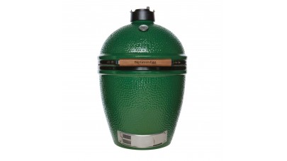 Big Green Egg Large with Conveggtor
