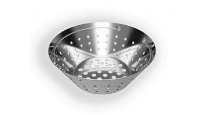 Big Green Egg Stainless Steel Fire Bowl For Large Egg