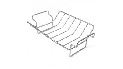 Big Green Egg Rib and Roast Rack for XXL, XL, L, M