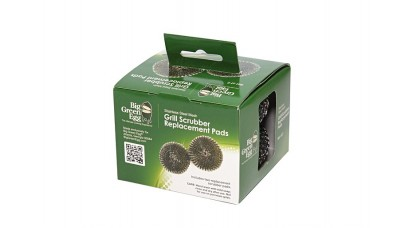 Big Green Egg Stainless Mesh Grill Scrubber Replacement Head