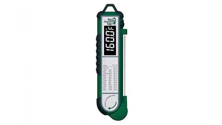 Big Green Egg Instant Read Thermometer