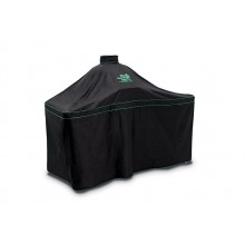 Big Green Egg Acacia Table Cover for Large