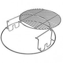Big Green Egg 2 Piece Multi-Level Rack EGGspander for Large