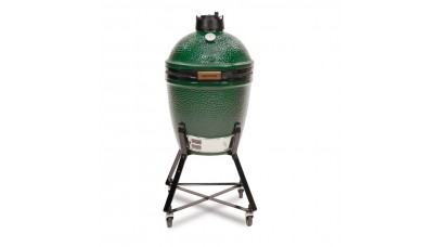 Big Green Egg Medium Bundle with Metal Nest