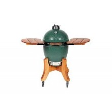 Big Green Egg Royal Mahogany Folding Shelves for Large