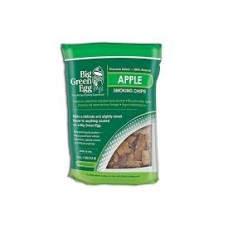 Big Green Egg Apple Wood Chips