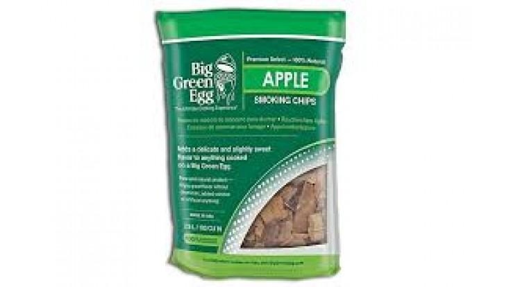 Big Green Egg Apple Wood Chips