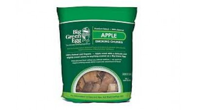 Big Green Egg Apple Wood Chunks