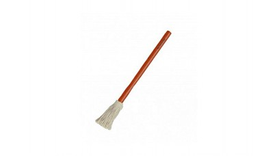 Big Green Egg Long Handled Sauce Mop with Rosewood Handle