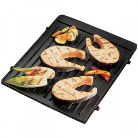 BBQ Broil King Baron Series Cast Iron Griddle 11242