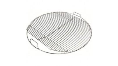57cm Stainless Steel Hinged Grid 17436 - Weber