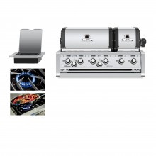 Broil King Imperial XLS Built In Grill Head - Free Cover