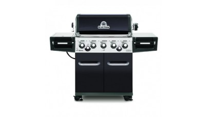Broil King Regal 590 Gas BBQ - Free Cover