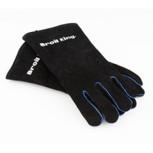 Broil King Grilling Gloves - Leather - 60528