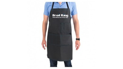 Broil King Apron with Bottle Opener - 60975