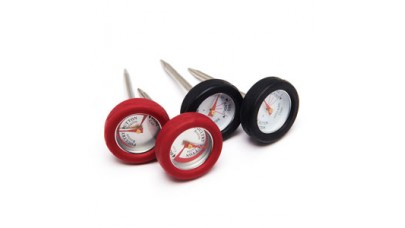 Broil King Mini Thermometers with Silicone Bezel - 61138