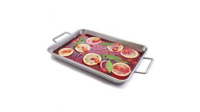 Broil King Roasting Pan (Stainless) - 63105