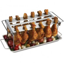 Broil King Premium Chicken Wing Rack 64152