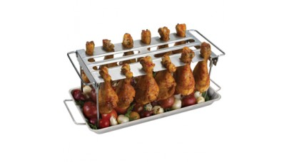 Broil King Chicken Wing Rack (Premium) - 64152