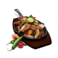 Broil King Fajita Pan with Holder - 69470