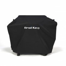 Broil King Grill Cover - Crown Smoker 500 - 67066