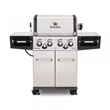 Broil King Regal S490 Pro - Free Cover