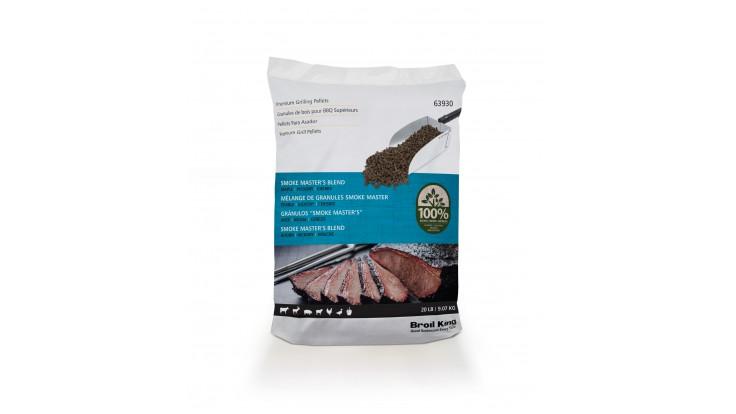 Broil King Smoke Master's Blend Wood Pellets 9kg - 63930