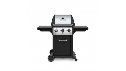 Broil King Monarch 320 Gas BBQ - Free Cover