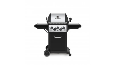 Broil King Monarch 390 Gas BBQ - Free Cover