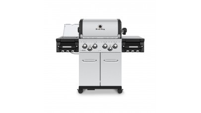 Broil King Regal S490 IR Gas BBQ - Free Cover