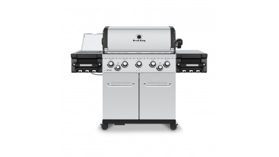 Broil King Regal S590 PRO IR Gas BBQ - Free Cover