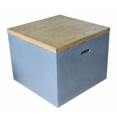 Altair Gas Fire Pit - Wooden Cover