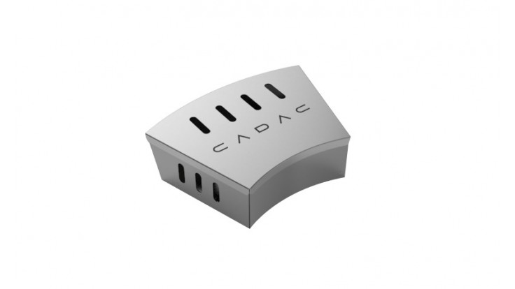 Cadac Curved Chef Smoker Box - 98316V