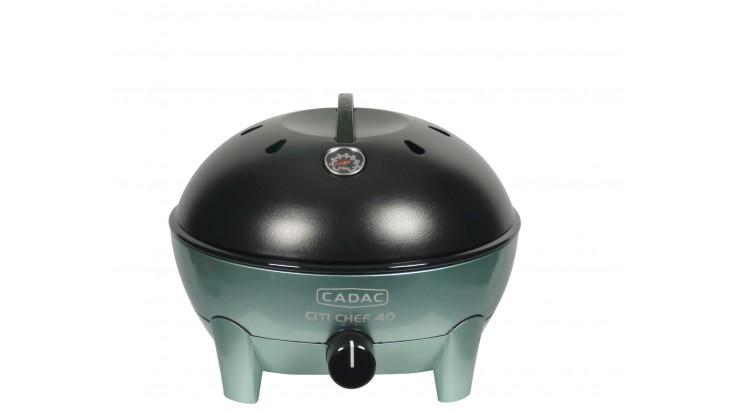 Cadac Citi Chef 40 Metallic Blue Gas BBQ