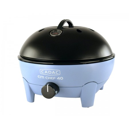 Cadac Citi Chef 40 Sky Blue Gas BBQ
