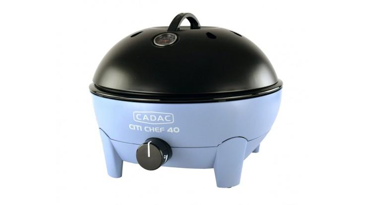 Cadac Citi Chef 40 Sky Blue Gas BBQ
