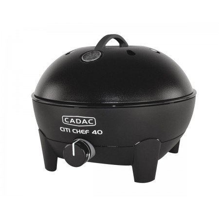 Cadac Citi Chef 40 Black Gas BBQ
