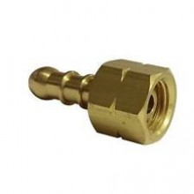 BBQ/BARBECUE GAS TAIL PIECE/NOZZLE/CONNECTOR/HOSE