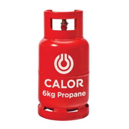 Calor Gas 6kg Propane